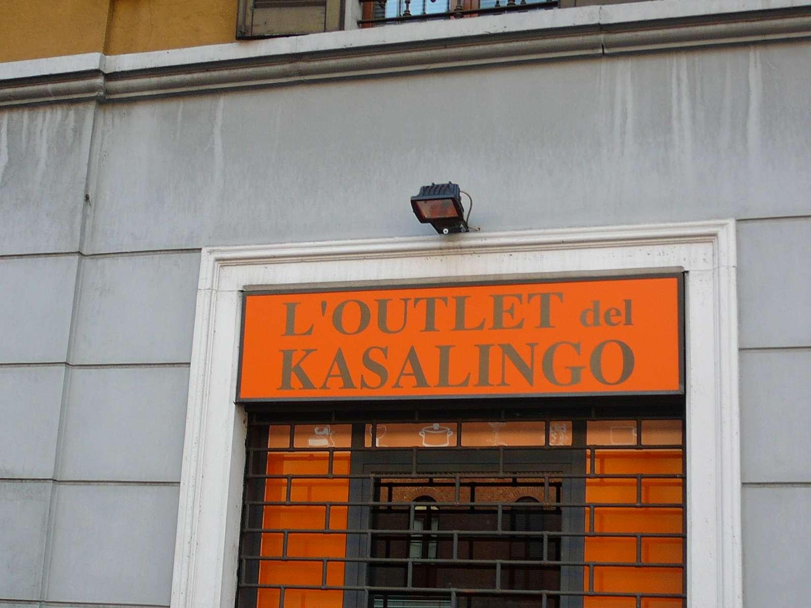 Outlet Casalinghi Milano Images - harrop.us - harrop.us